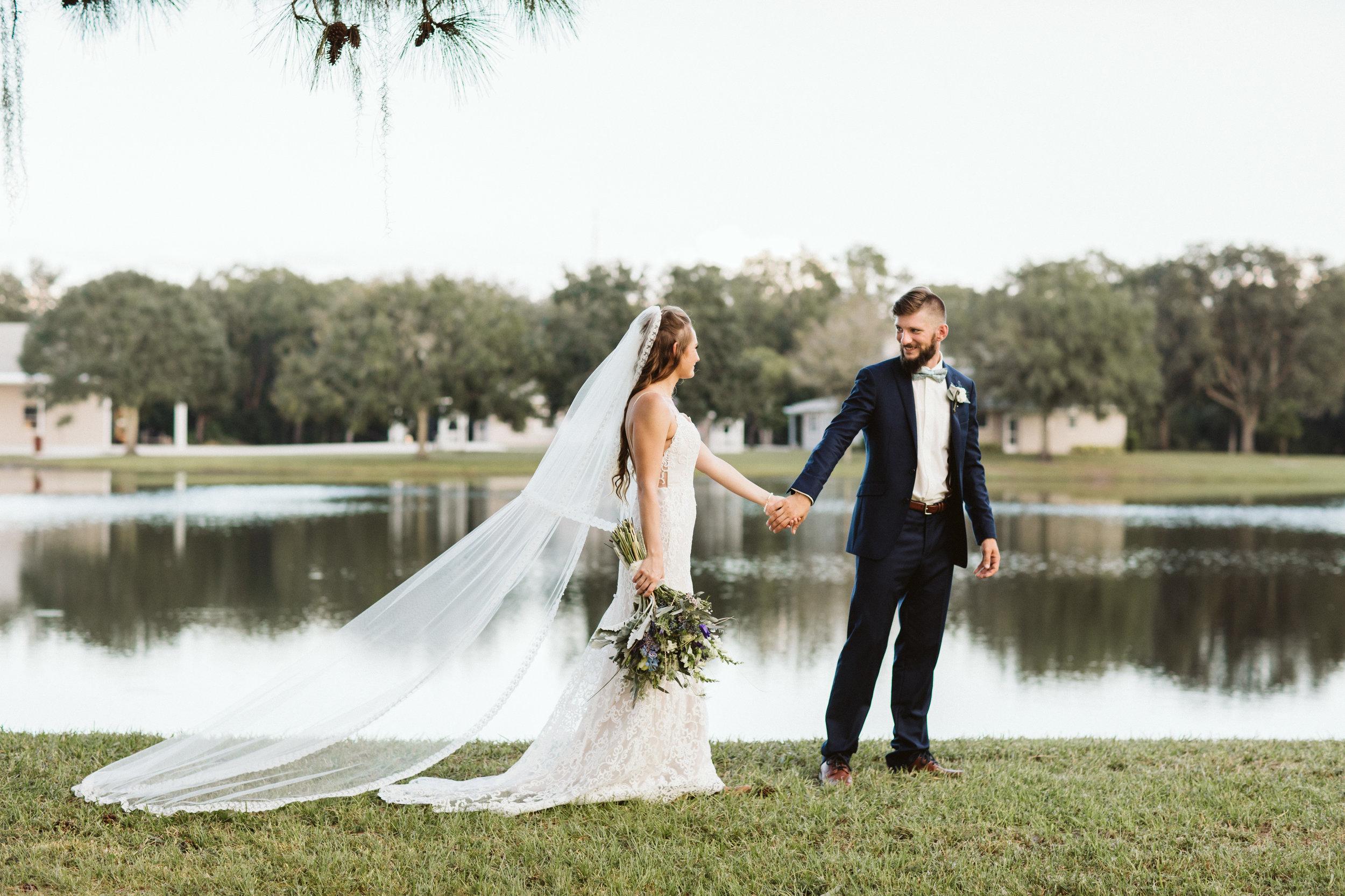 6. Bride + Groom- Courtney + Isaacs Sarasota Backyard Farm Wedding -83.jpg