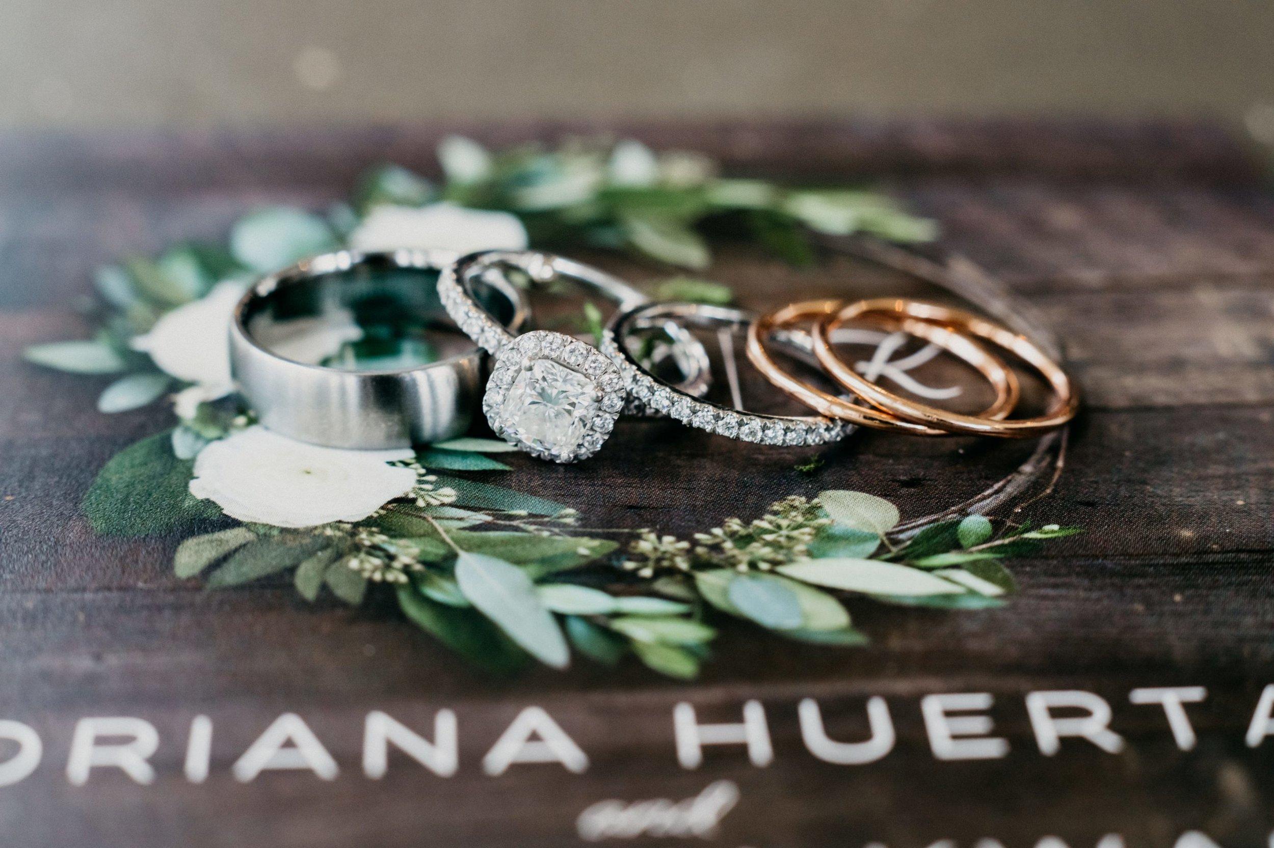 Romantic Spring Floral Emerald Green Wedding Style- Orlando- Adriana + Karlton6.jpg