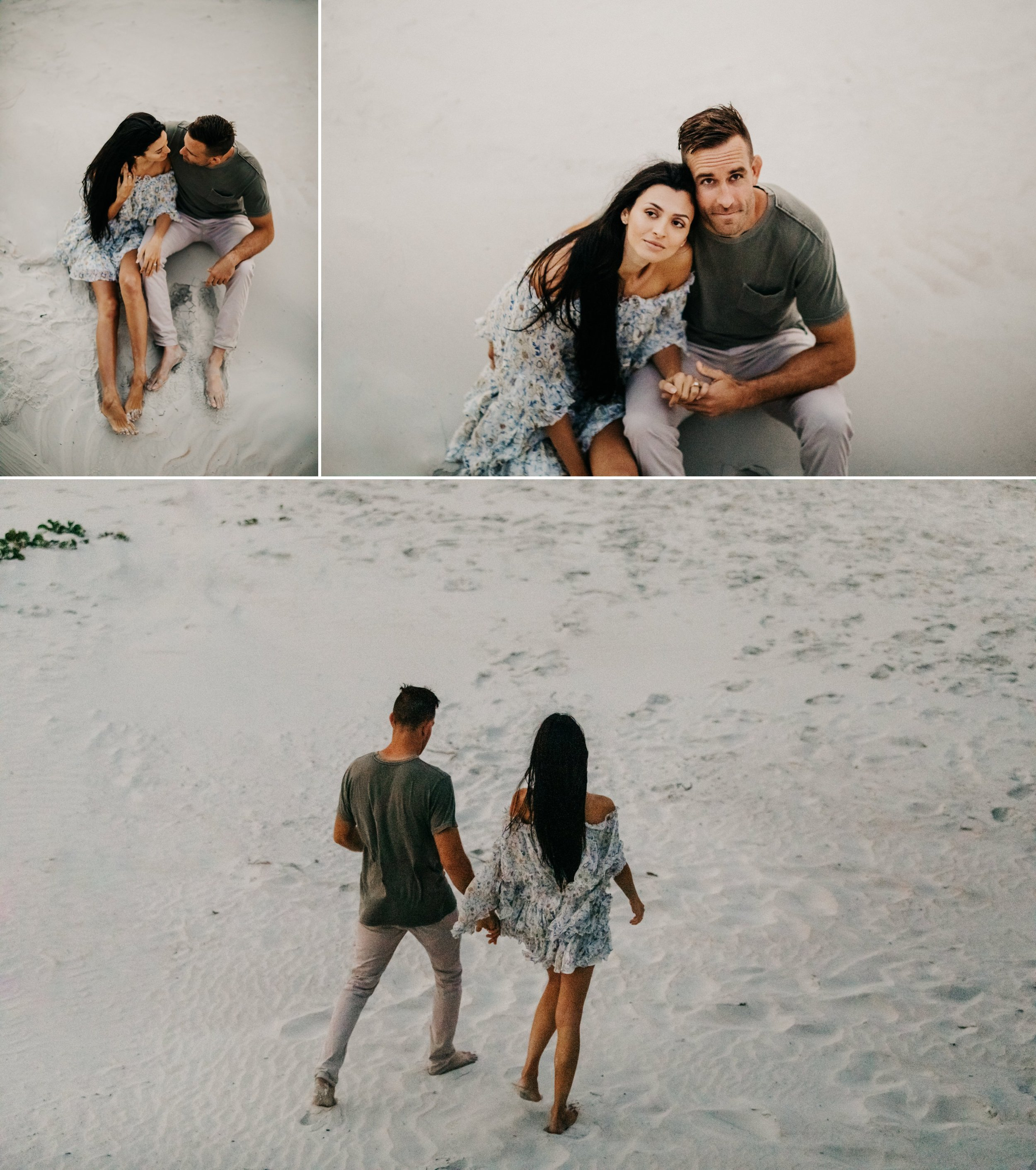 Adventure Brushfire sunset beach engagement- Gabriella + Chad- Shaina DeCiryan photography16.jpg