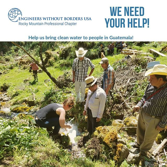 We need your help to greatly improve the lives of the 1,500 residents of Xexuxcap!  For the past year, we have been working to design a more sustainable, reliable, and efficient water distribution system for the community of Xexuxcap. Currently, we are preparing to begin the construction of the facilities next March! The total cost for the first phase of the project is over $20,000. Most of the money comes from generous donations that allow us to travel and improve the lives of these people. Every penny that is donated is spent on the community.  Please help us raise money to help the community of Xexuxcap! Every penny counts!  Every donation of at least $5 between November 27th and December 1st will go towards helping us win an extra $1000 prize for the most individual donations this week.  Visit our profile to learn more about our cause!