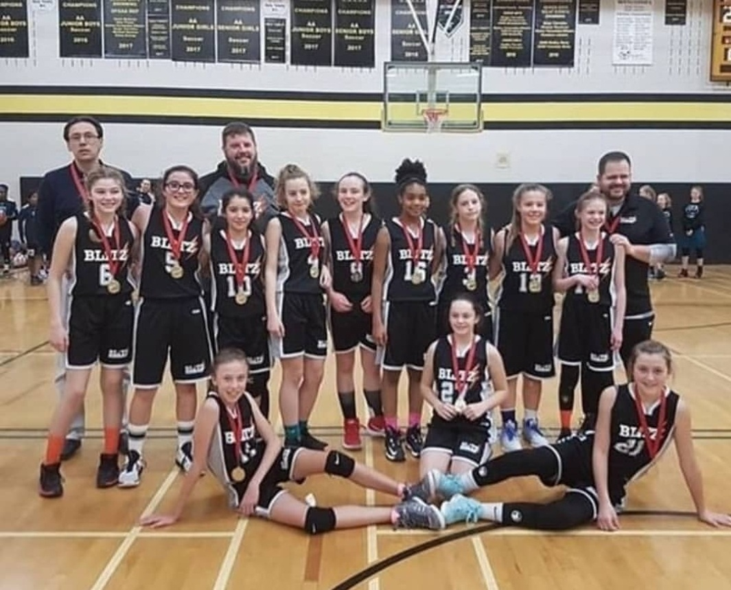 U13 Girls Win Gold at IEM