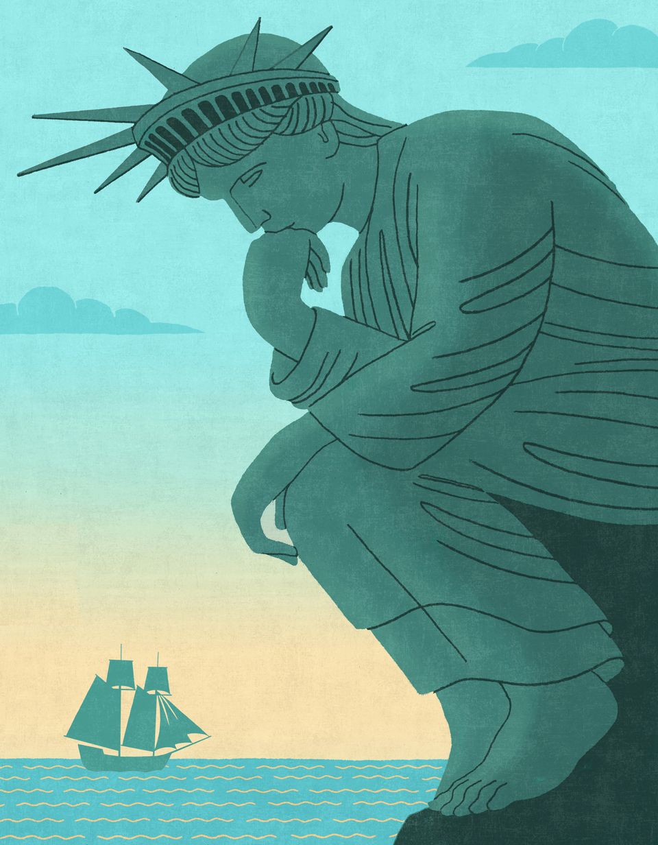Pondering Immigration