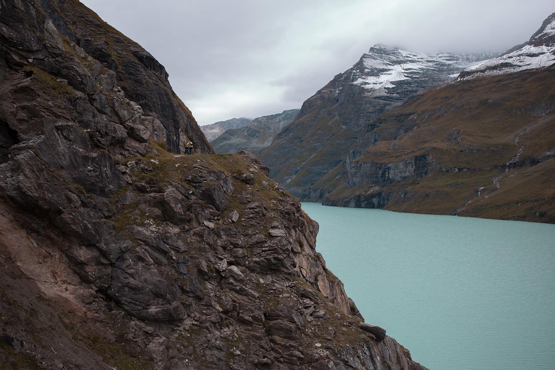 Mauvoisin Lake