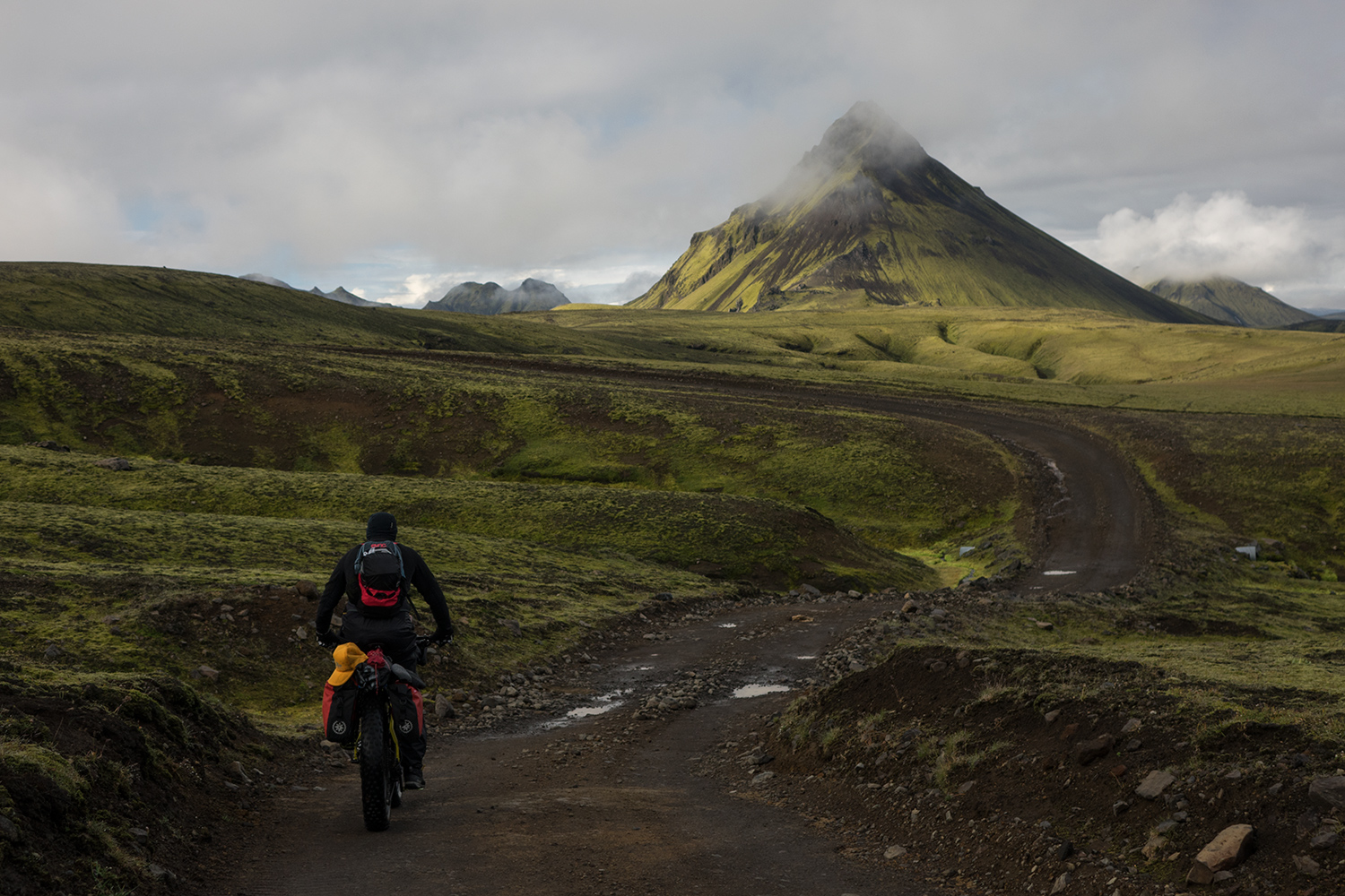 iceland fat bike expedition