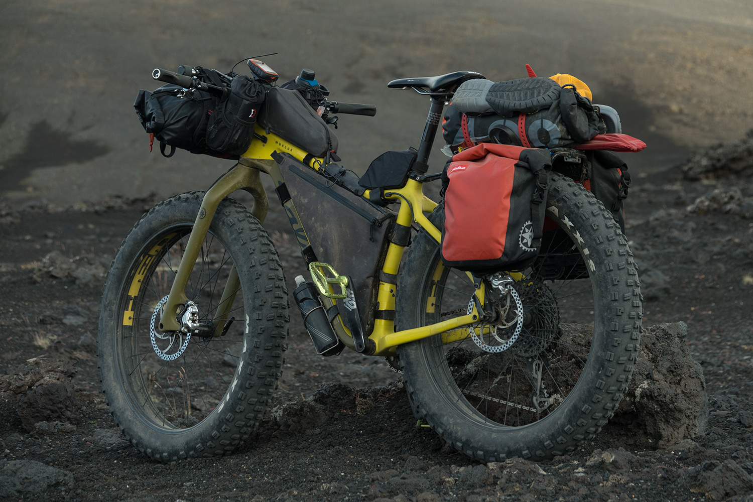 fatbike expedition