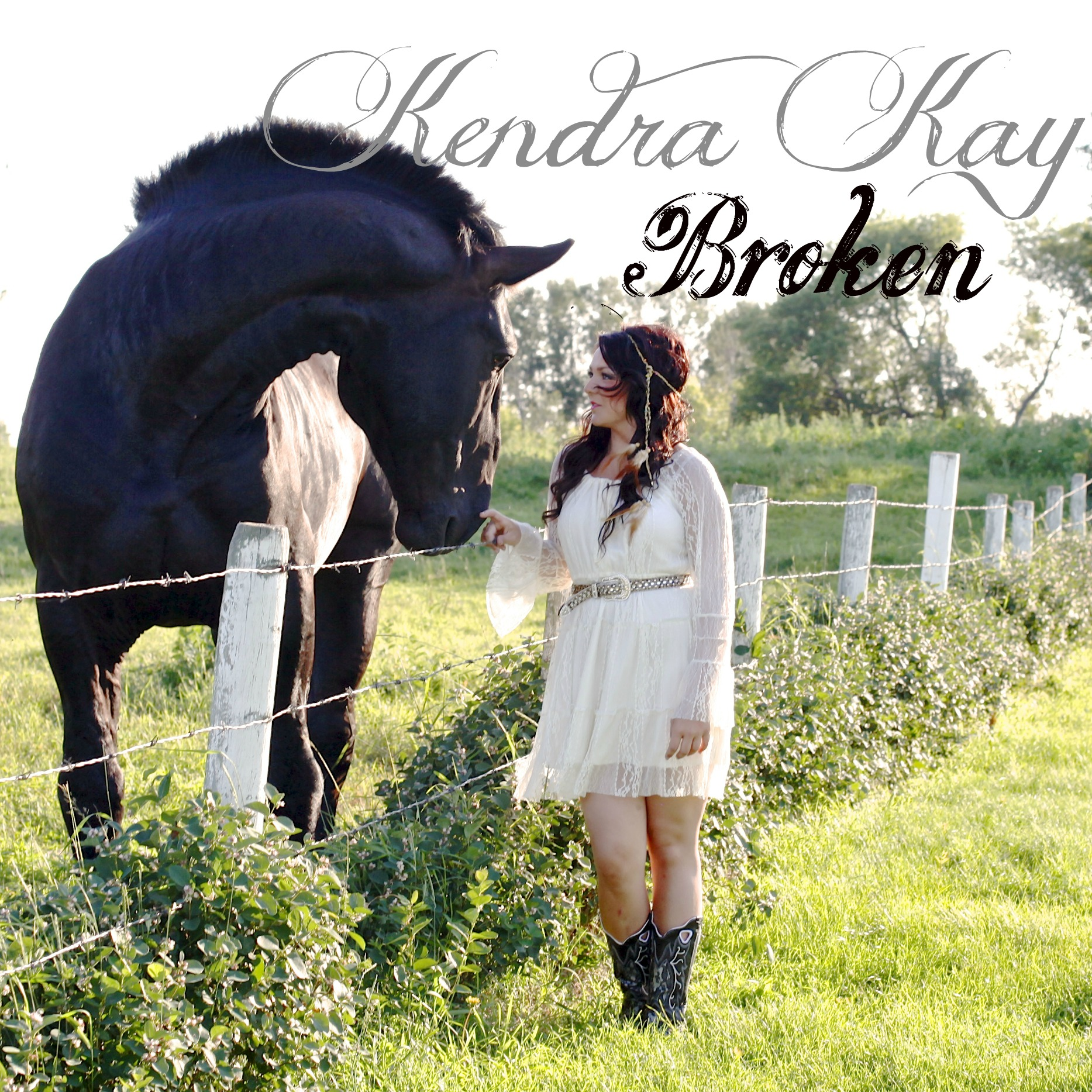 "Kendra Kay EP - ""Broken"""