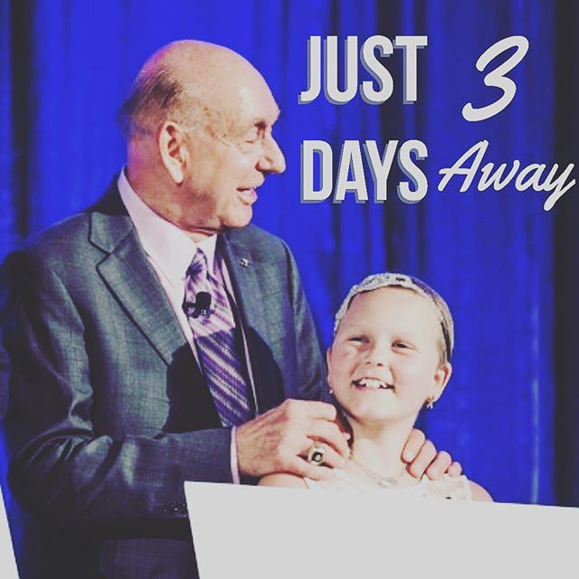 We are so excited for this Friday! Will you be there? The 13th Annual Dick Vitale Gala will raise funds to benefit the V Foundation for Cancer Research. @dickiev_espn is always working hard to raise dollars for pediatric cancer fighters and survivors. This year's gala is sure to be the most successful one thus far! #DVG2018