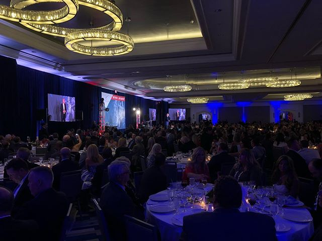 AMAZING NIGHT! More photos coming soon from last night's successful #DVG2018. This was the best Dick Vitale Gala yet! Thank you to everyone who helped make this night as special as it was. It's all to help these children and put an end to pediatric cancer! @dickiev_espn