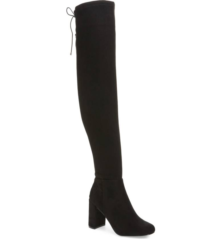 Chinese Laundry Krush Over the Knee boots