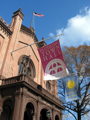 The Oratorio Society of Queens is a Charter Member of the Flushing Council on Culture and the Arts