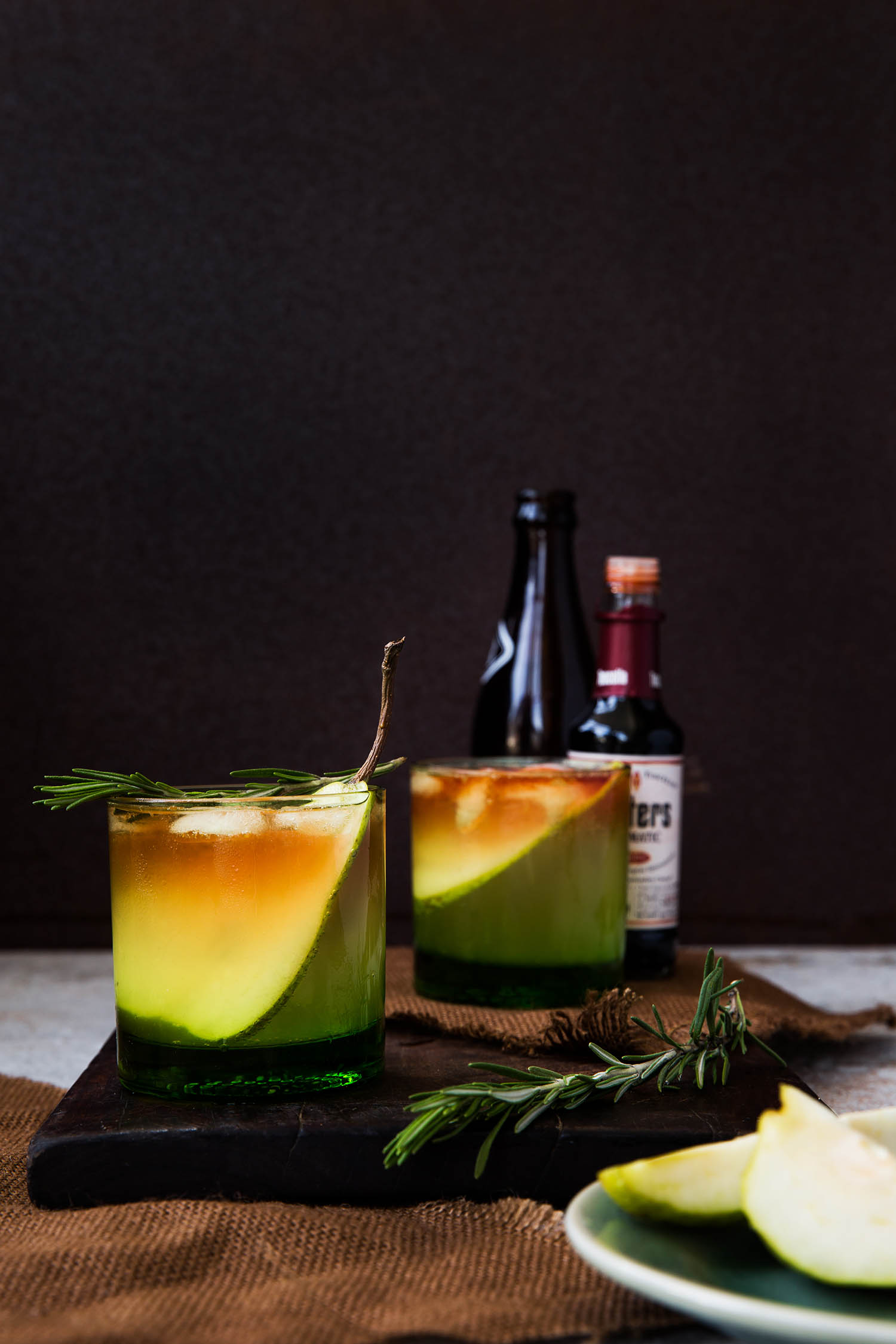 Pear Moscow Mule