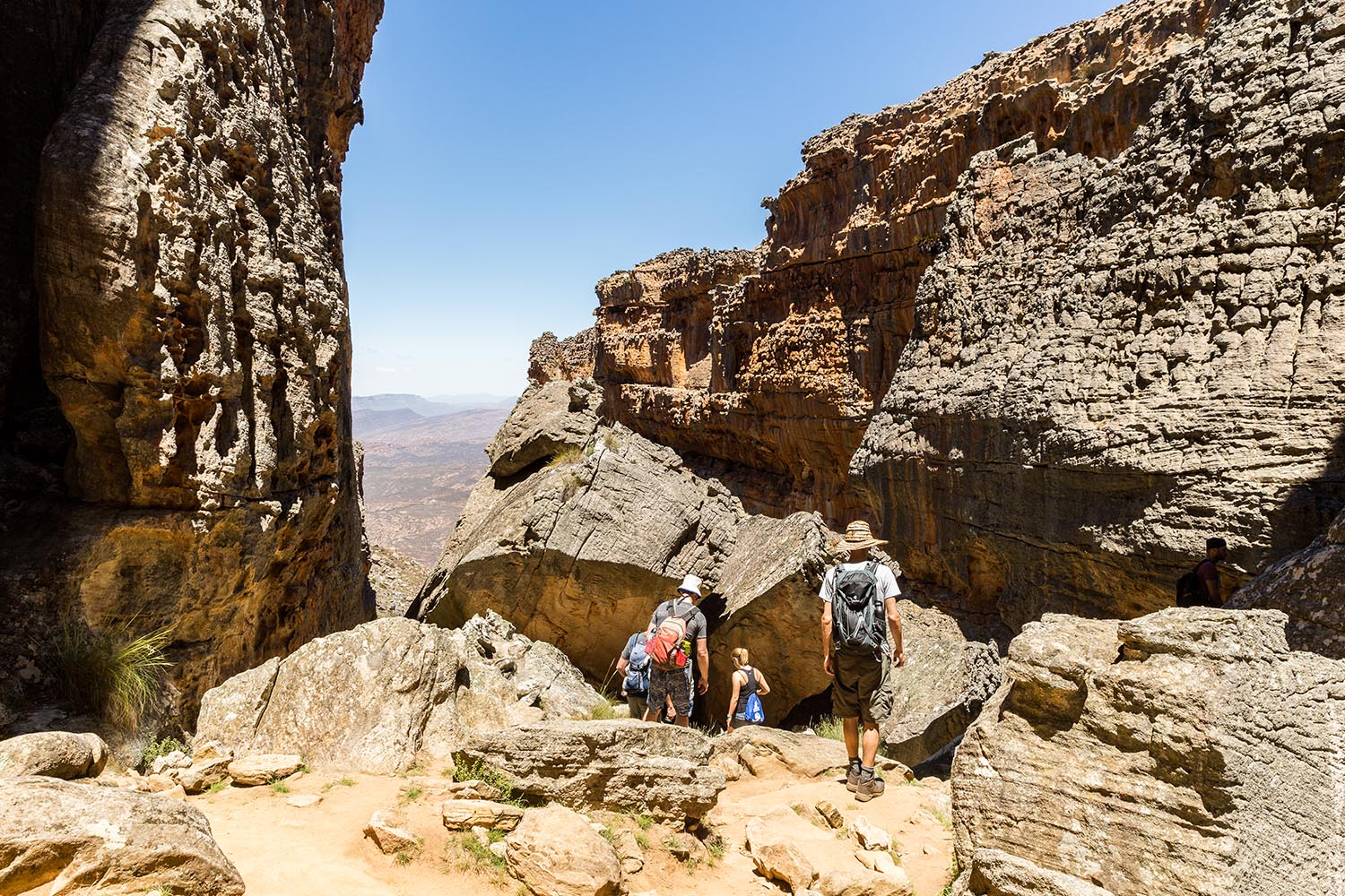 Cederberg Mountains and the Wolfberg cracks!