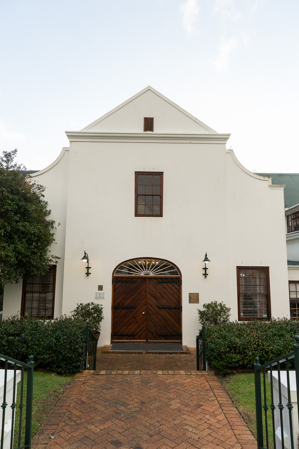 The Green House at Cellars Hohenort