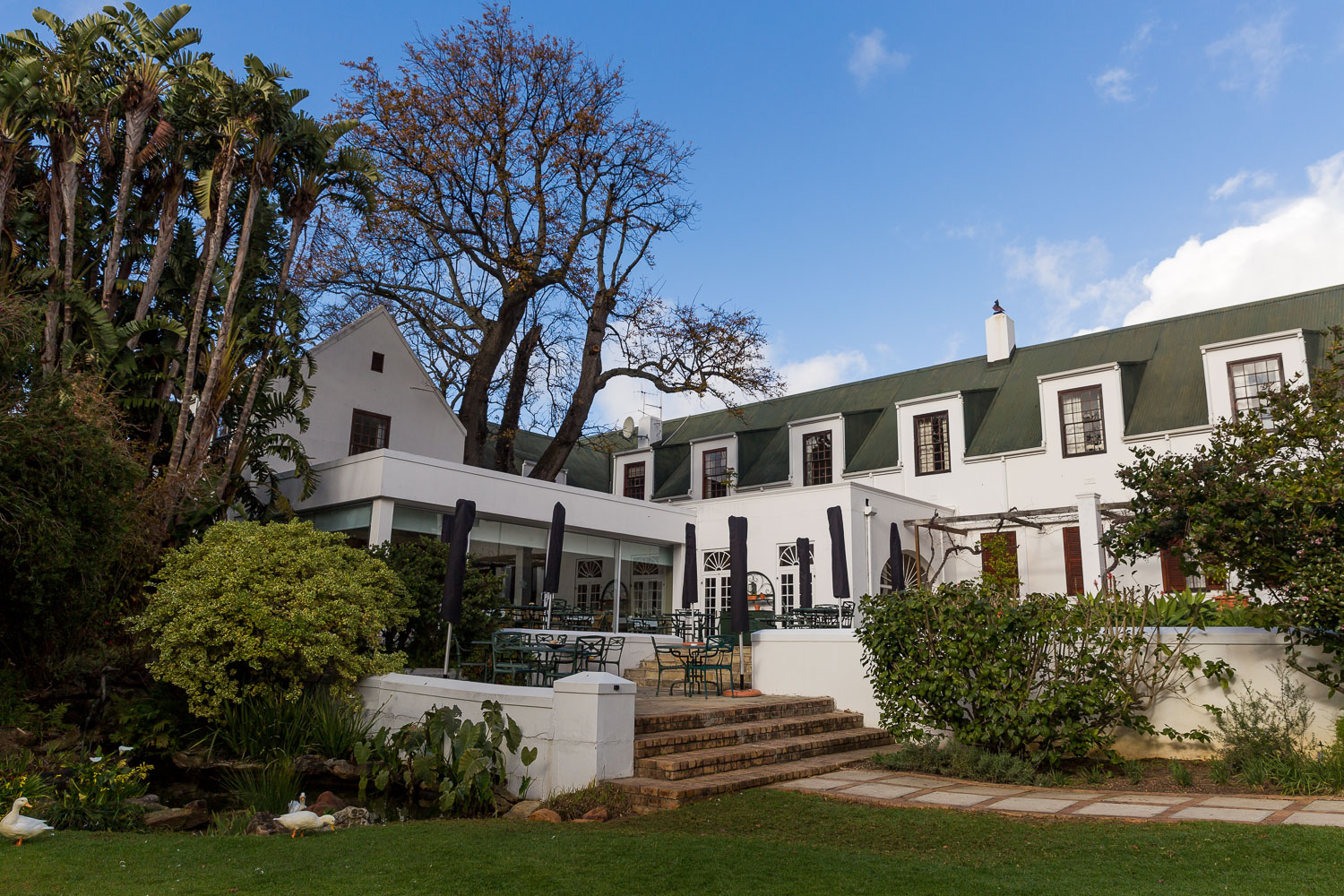 Cellars Hohenort & The Green House