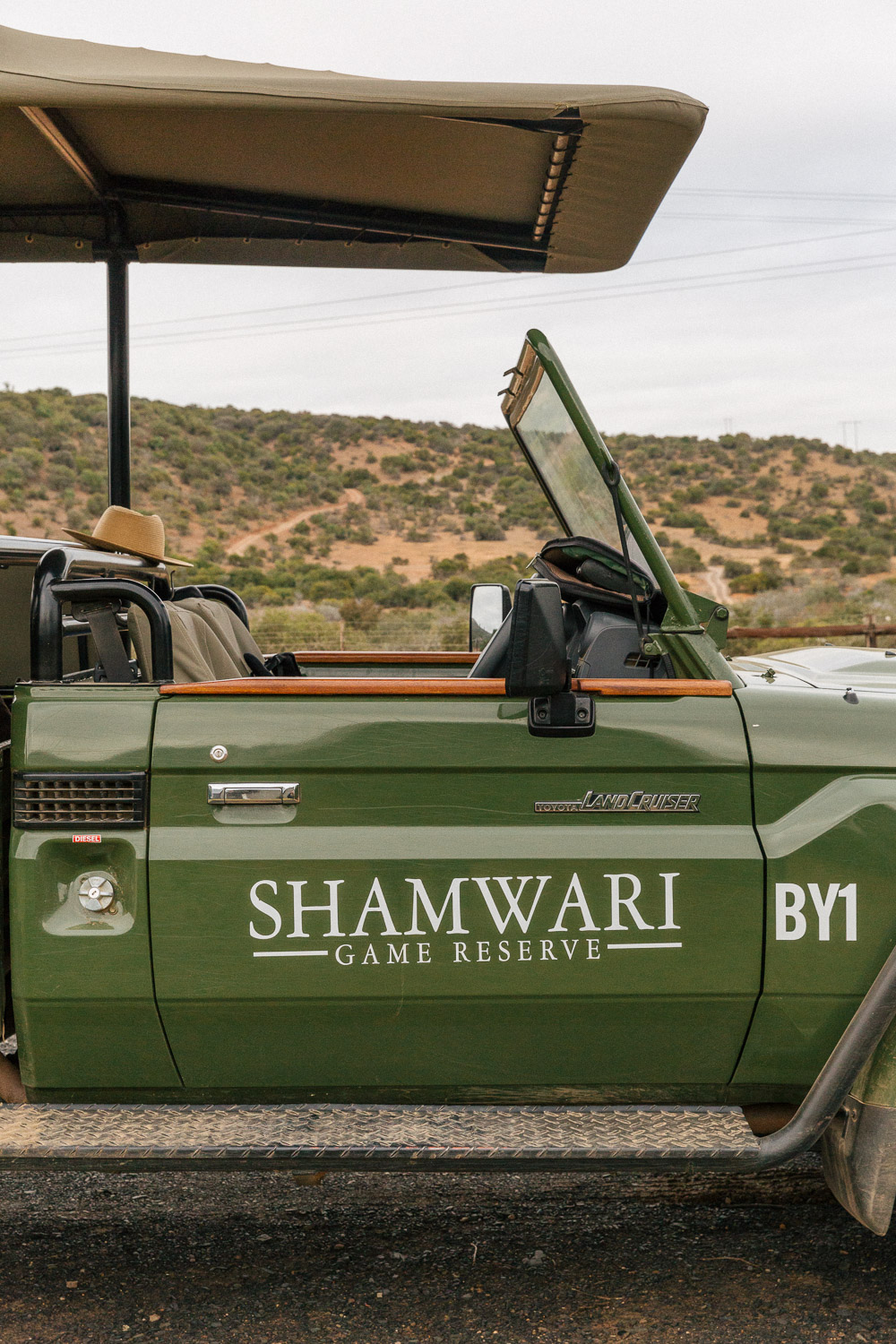 Visiting Shamwari in the Eastern Cape