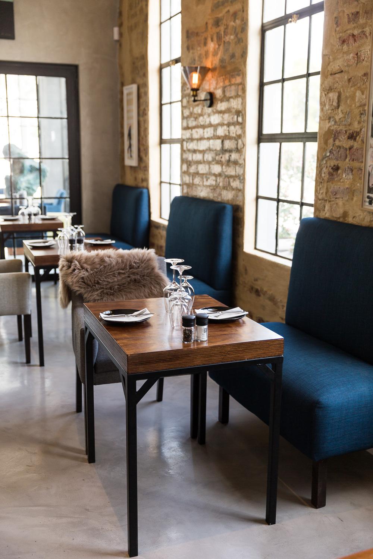 Feasting at Reuben's Restaurant and Bar in Franschhoek