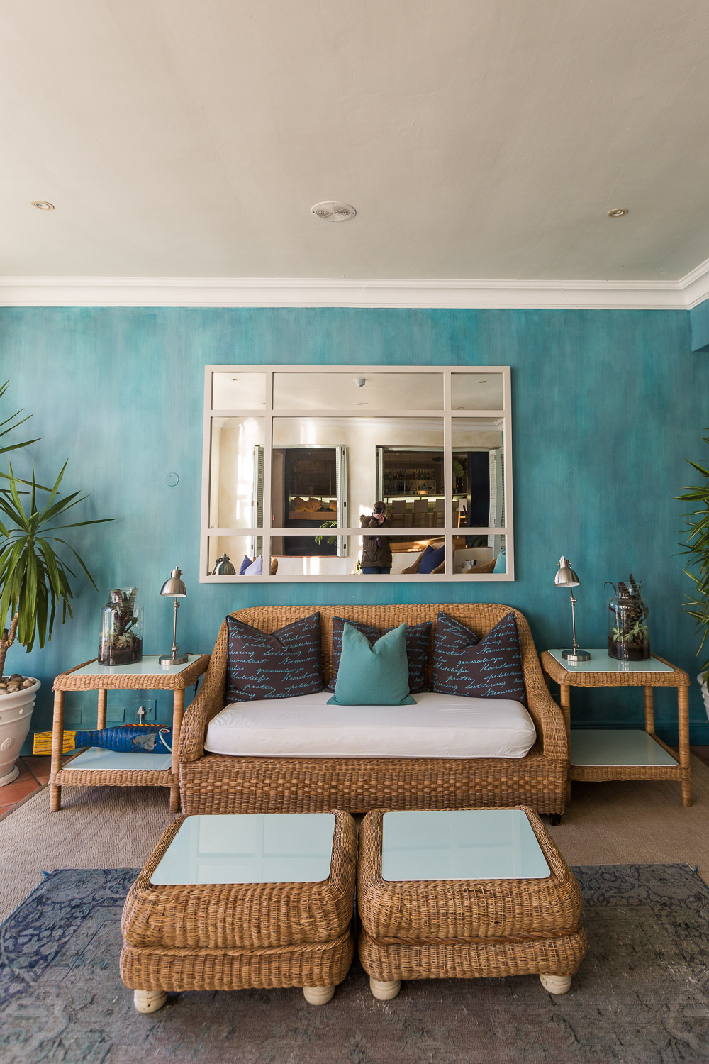 A night at The Plettenberg with the McGrath collection