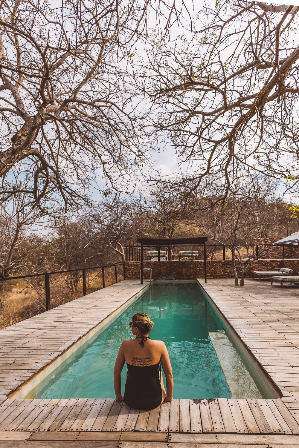 Staying at The Outpost, Kruger National Park