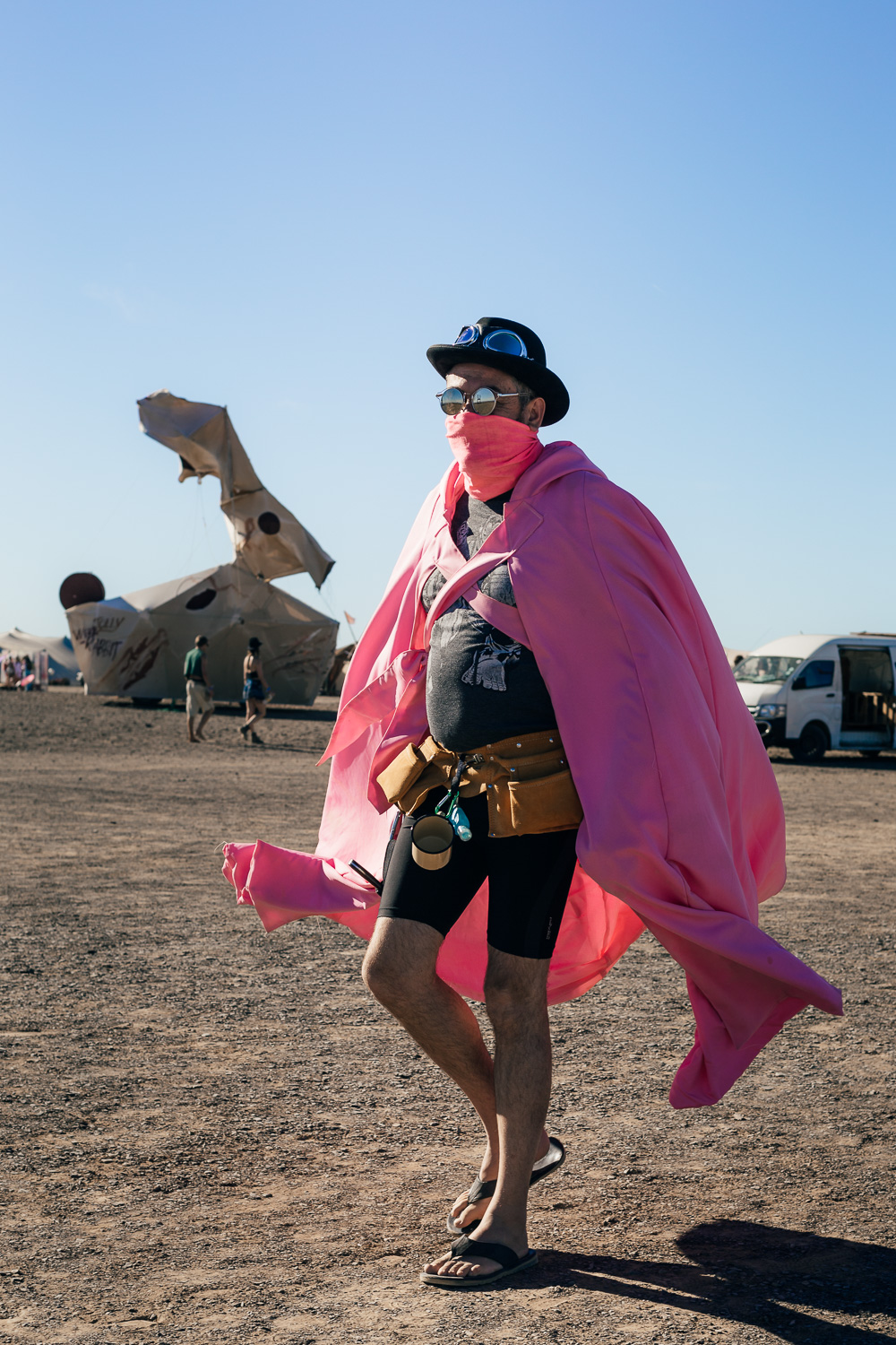 AfrikaBurn - Art, Dust & Dancing
