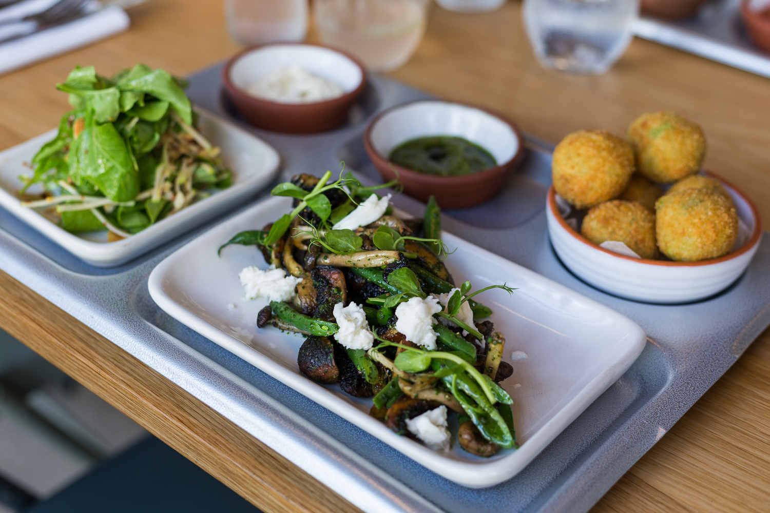 The perfect lunch spot - Chefs Cape Town