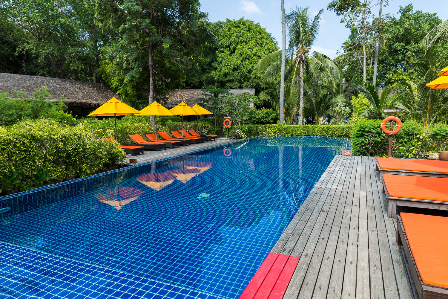 Staying at Zeavola Resort, Phi Phi Islands, Thailand