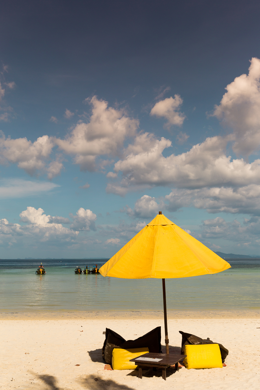 Staying at Zeavola Resort, Phi Phi Islands, Thailand