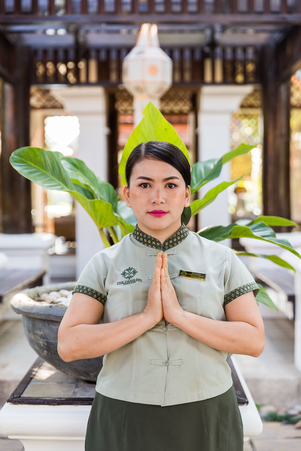 Exploring the Oasis Spa and Resort in Chang Mai