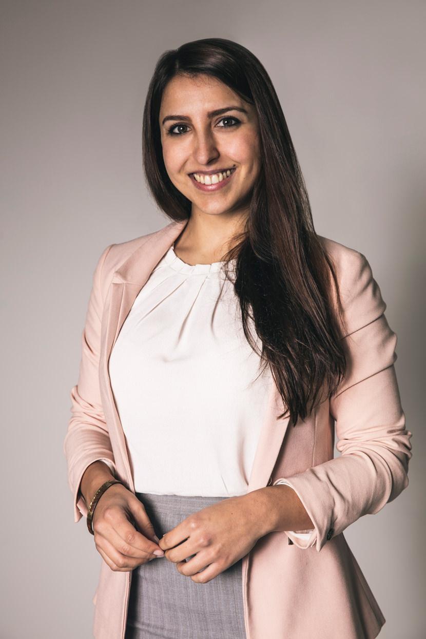 Débora Martínez, abogado