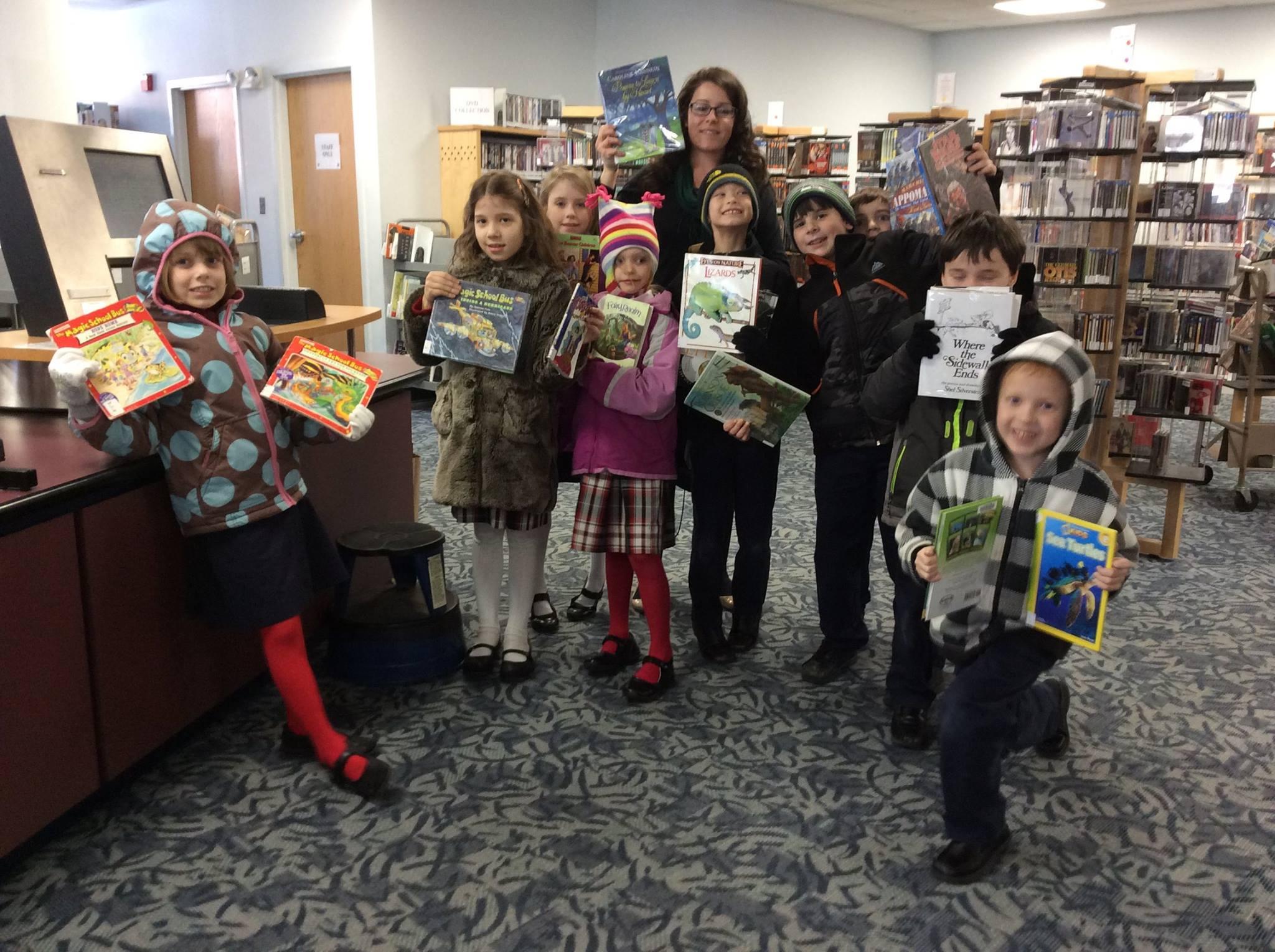 2nd grade library.jpg