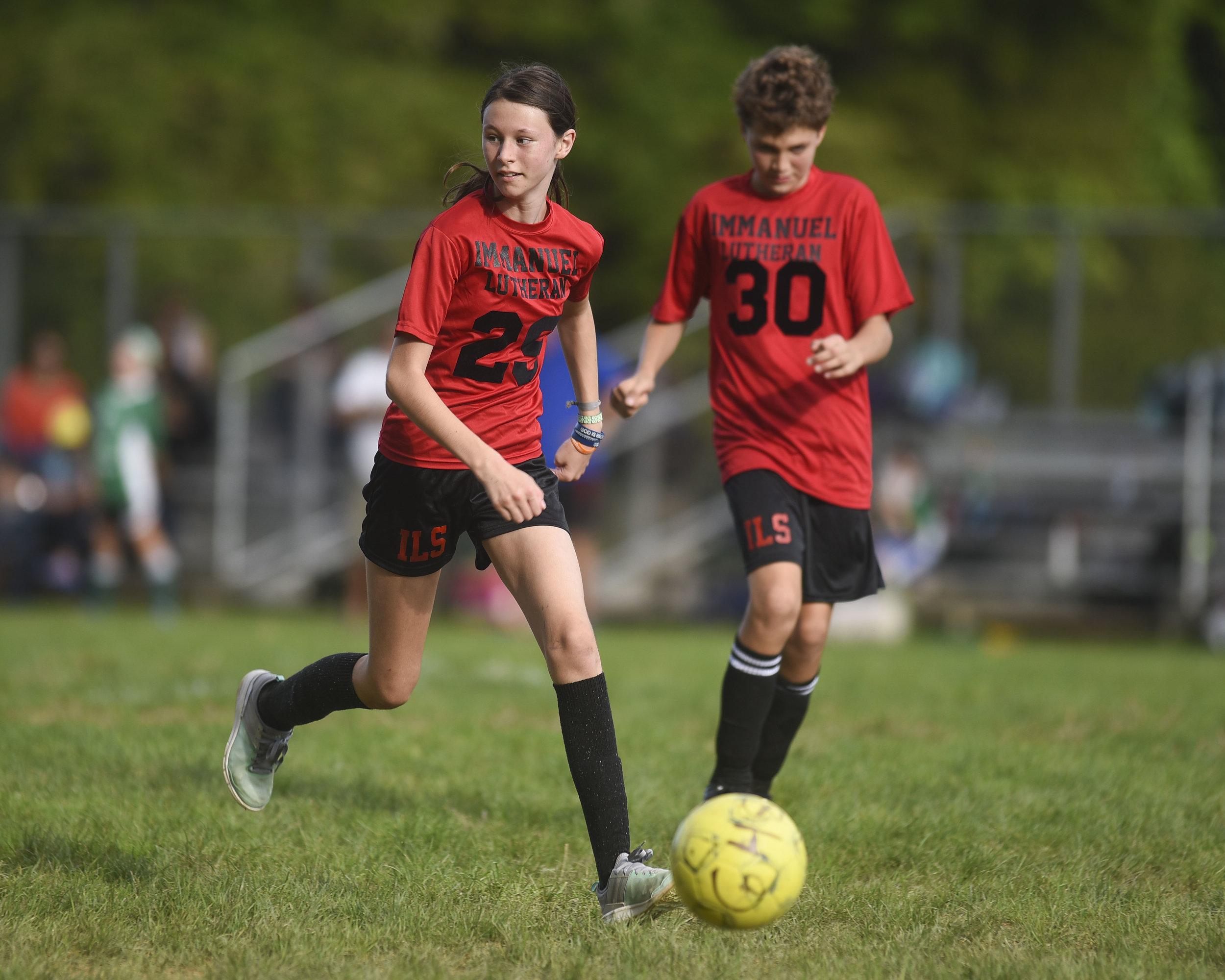 ILS Soccer 7/8