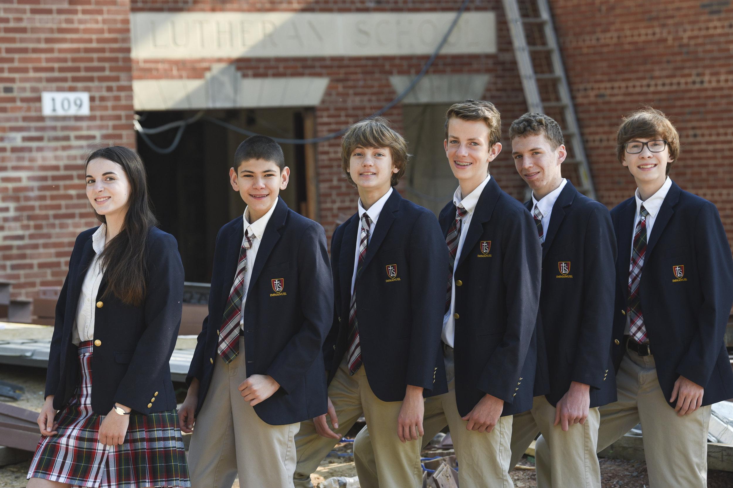 Eight Grade Photo 2017