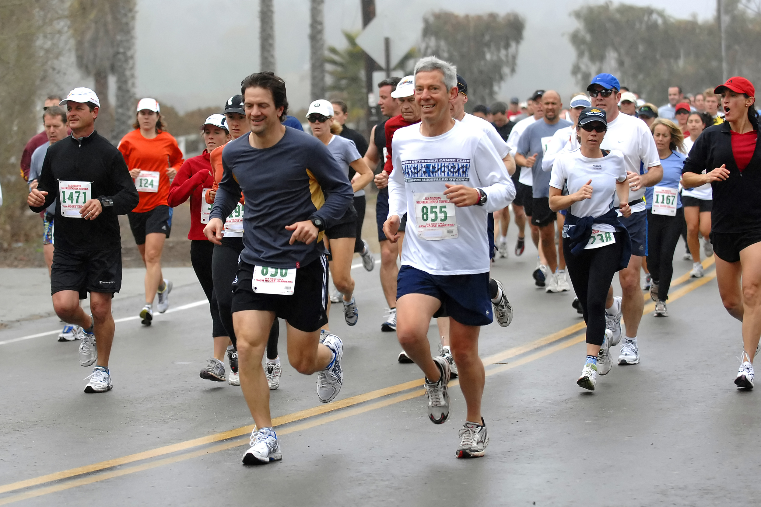 photo from san dieguito half marathon 2015