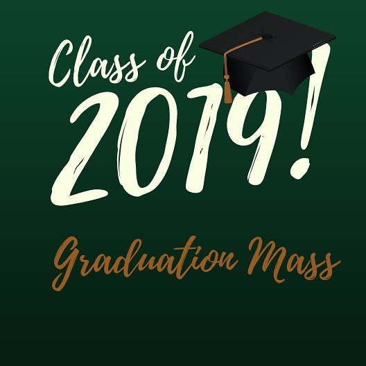 We want to honor you seniors at the 11:30 mass on May 26th! Contact alissa.molina@st-louis.org for all the info. 🥳🥳🥳