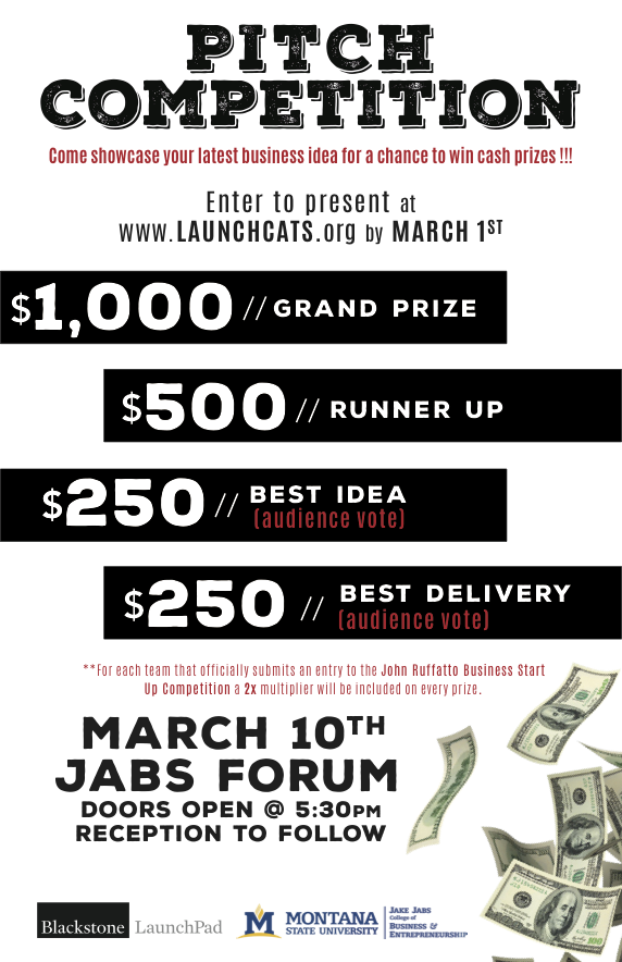 MSU Business Pitch Competition