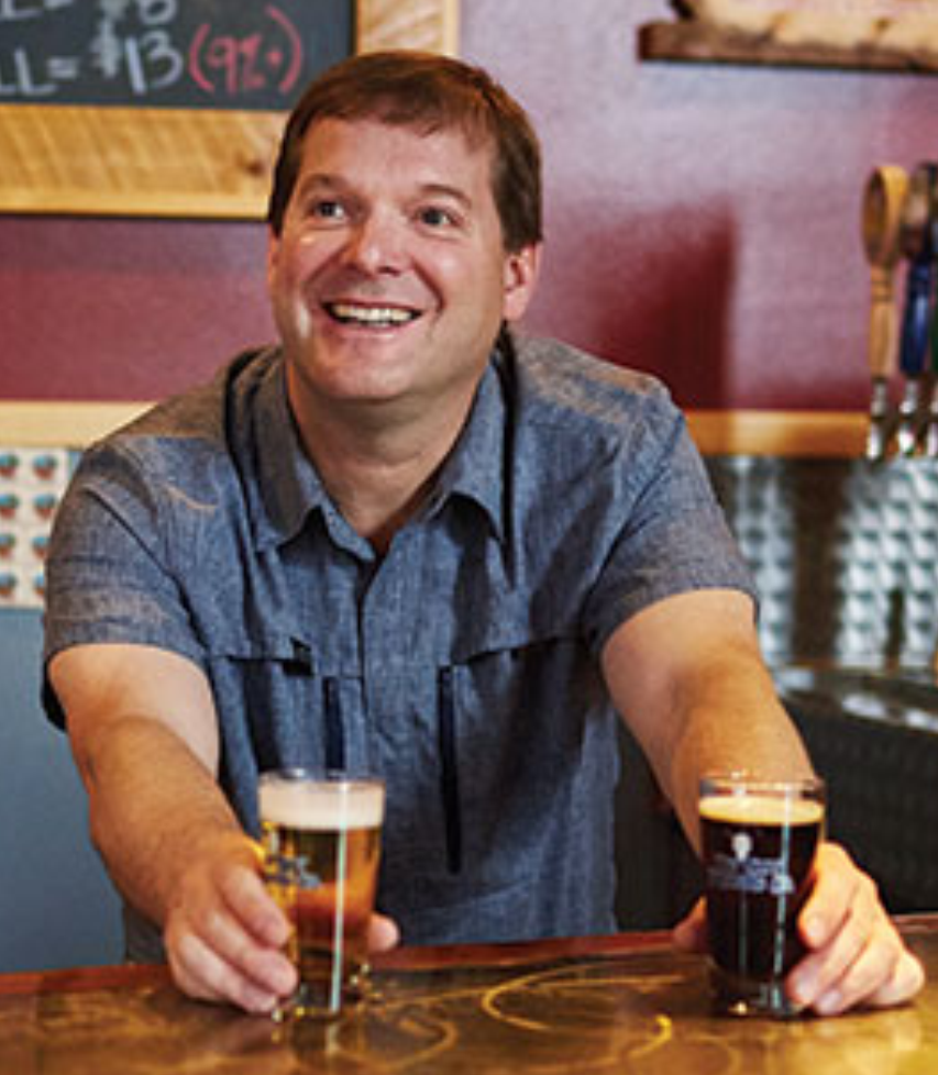 Bjorn is one of the founders of Big Sky Brewing Company (BSBC). He wrote the business plan for BSBC while earning his bachelor's degree in business administration. The brewery produced its first batch of beer in June 1995 and has grown to become Montana's largest brewery, selling beer in 24 states and internationally.  When he isn't working or helping out in the community he is likely playing around in the woods, skating, skiing or on a river somewhere with his family.