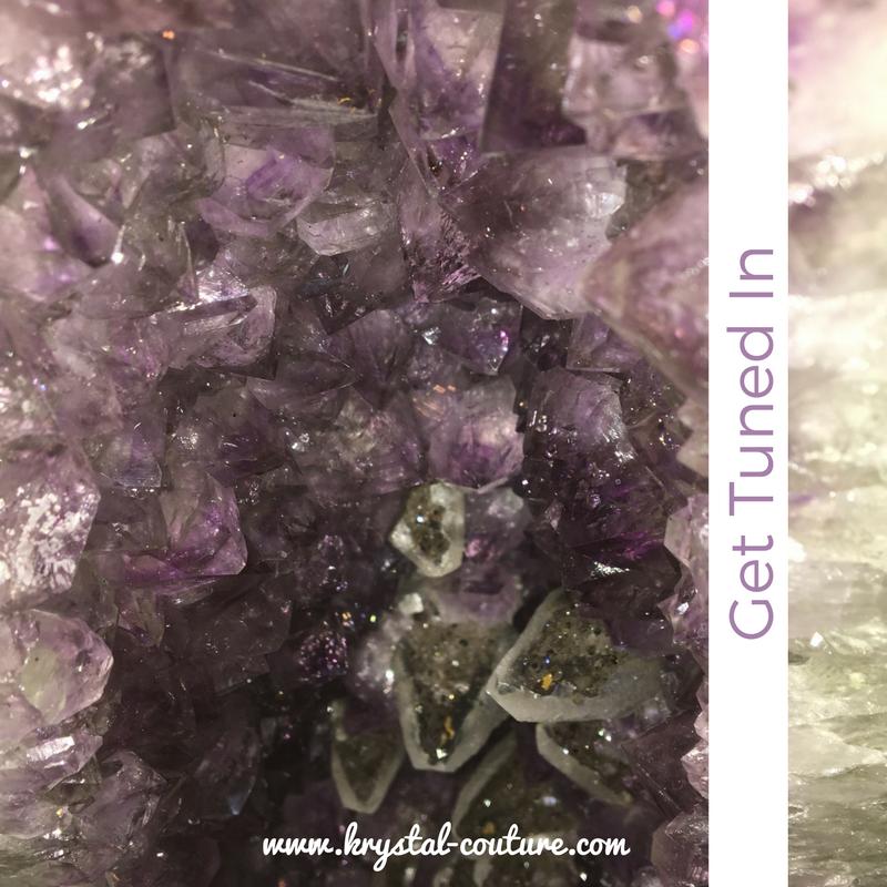 tuning in krystal couture blog healing