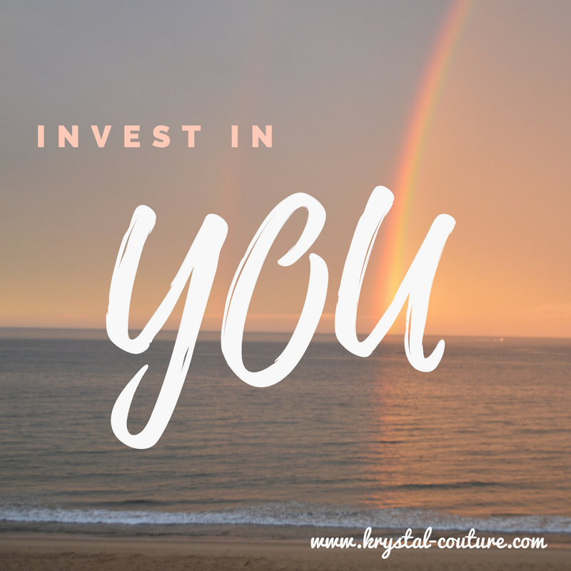 INVEST IN YOU krystal couture holistic healing