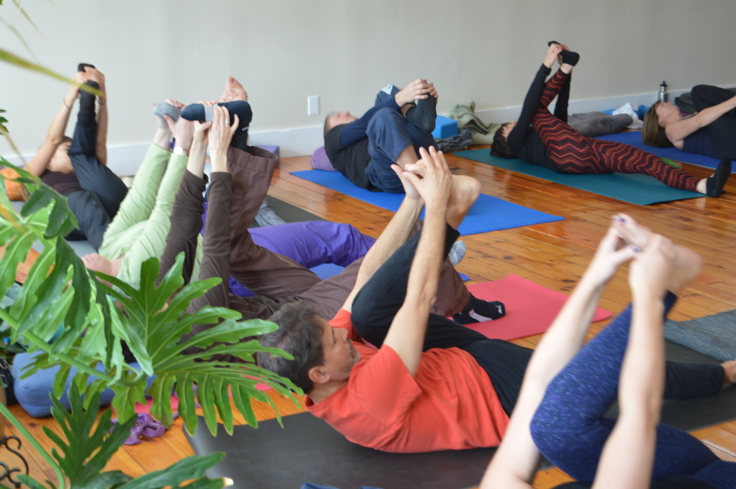 strength flexibility holistic yoga healing