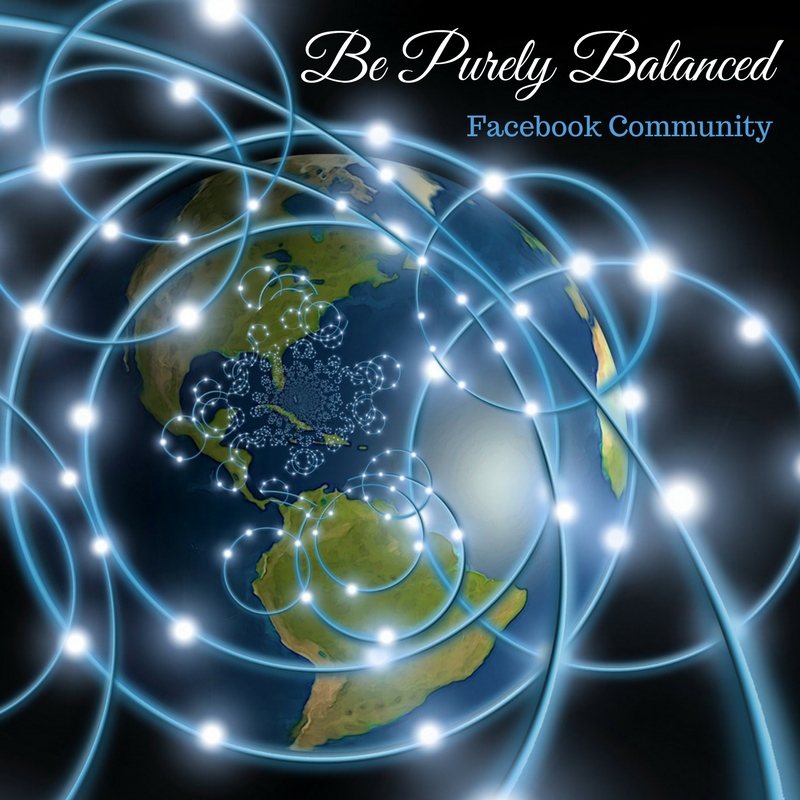 healing Facebook community holistic