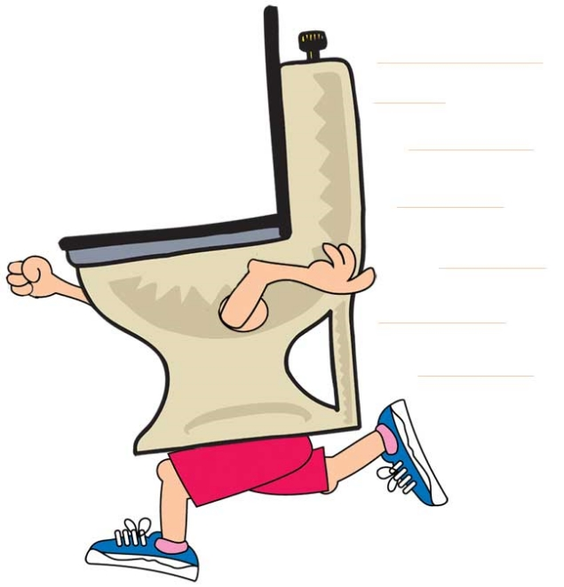 Toilet Running