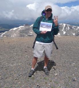 Mt Cameron, one of Colorado's 14ers