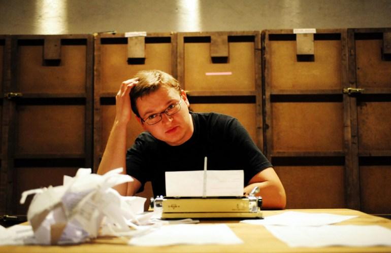 Playwright: Przemysław Wojcieszek
