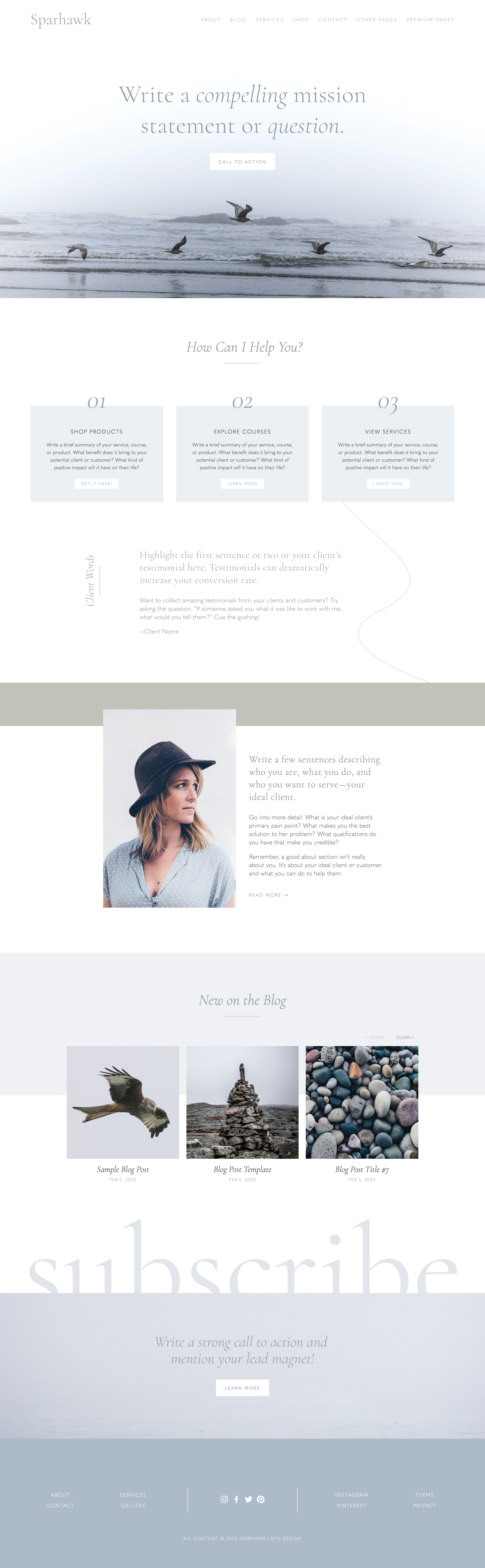 Squarespace Templates And Design Kits For Sale Sqspthemes Com