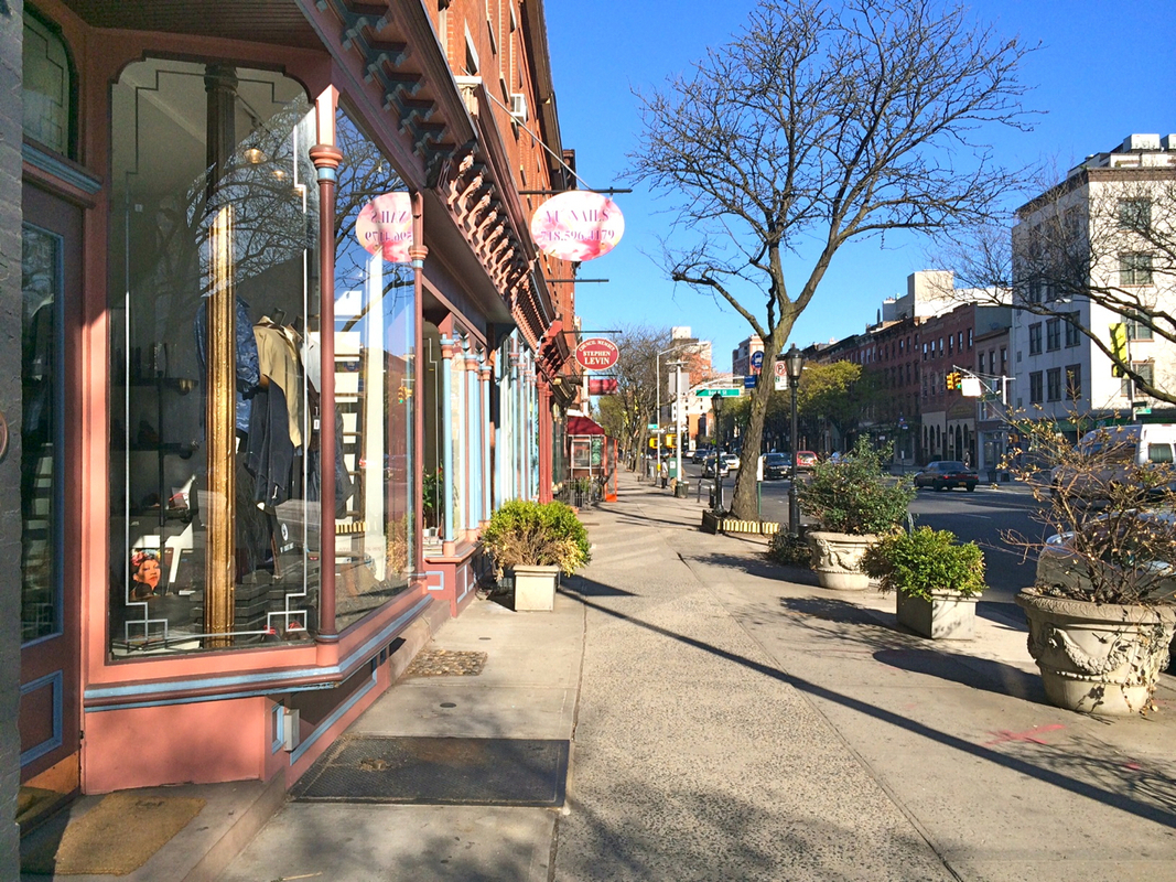 Atlantic Avenue, Boerum Hill