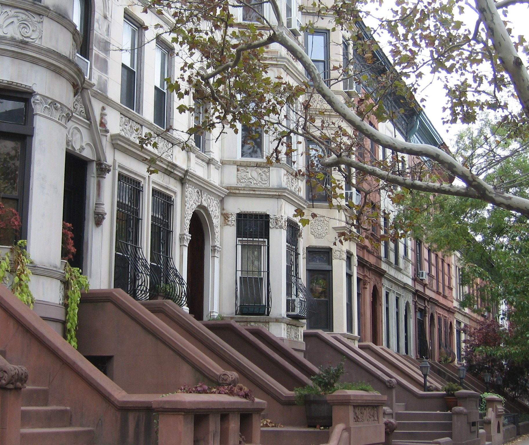 Park Place, Prospect Heights