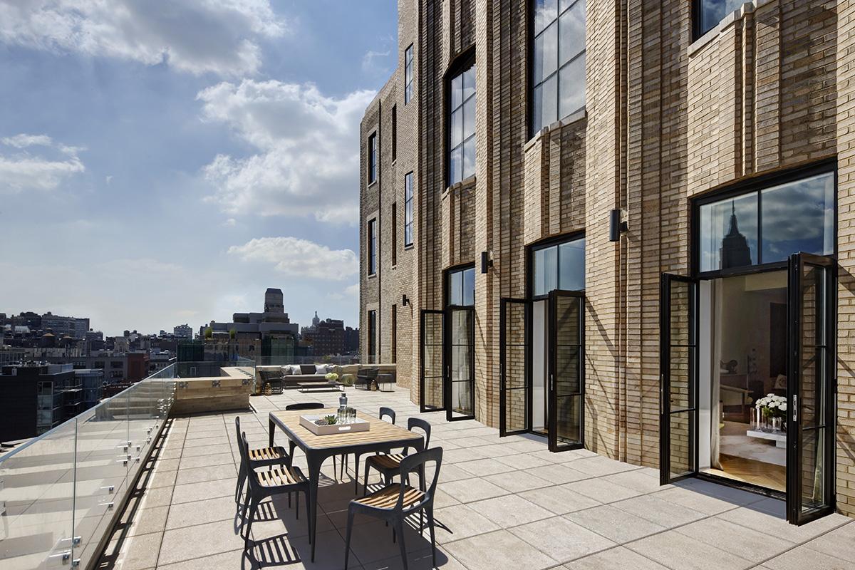 Walker Tower-Penthouse Residence, Chelsea