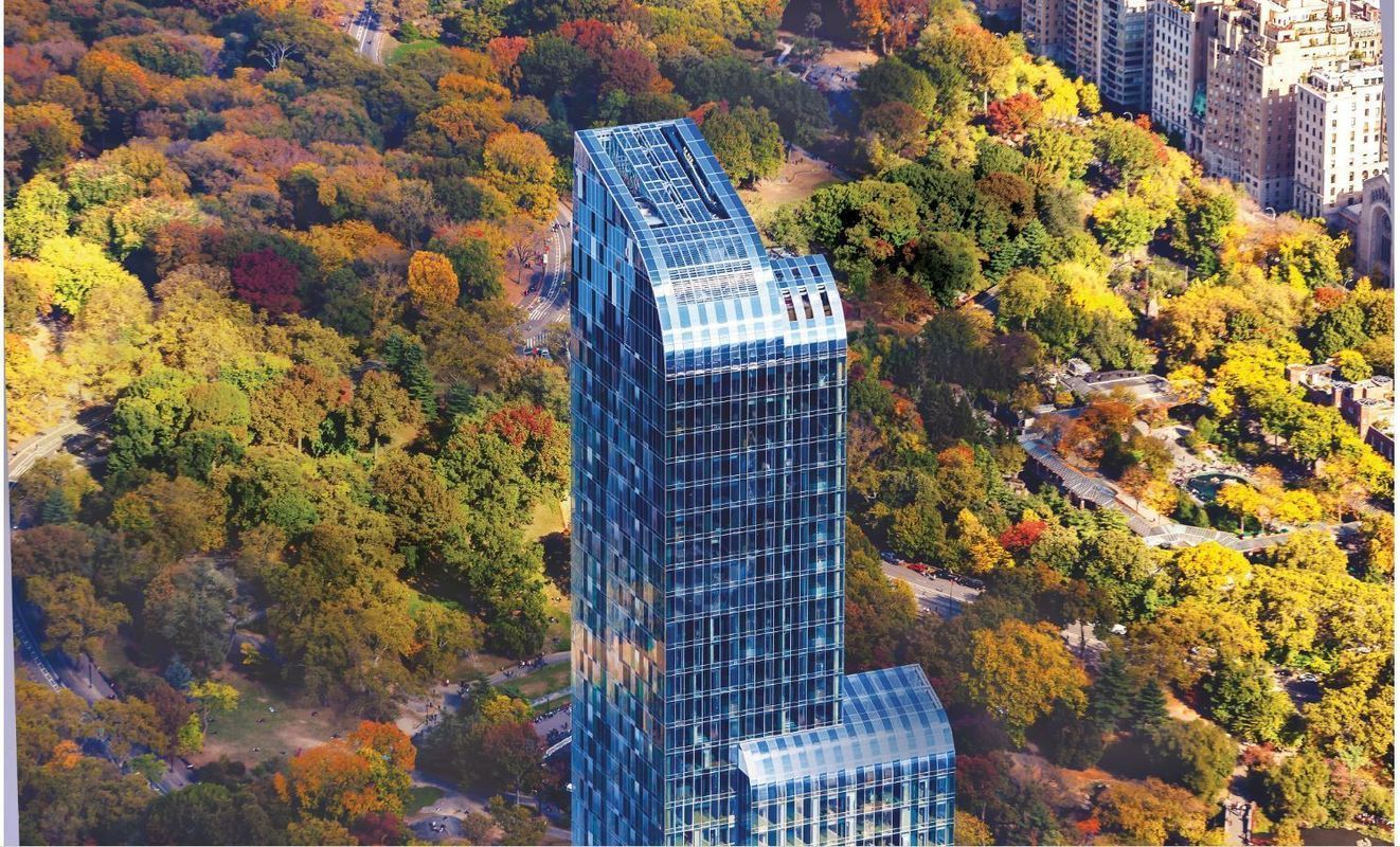 One57 at  157 West 57th Street-Midtown Manhattan