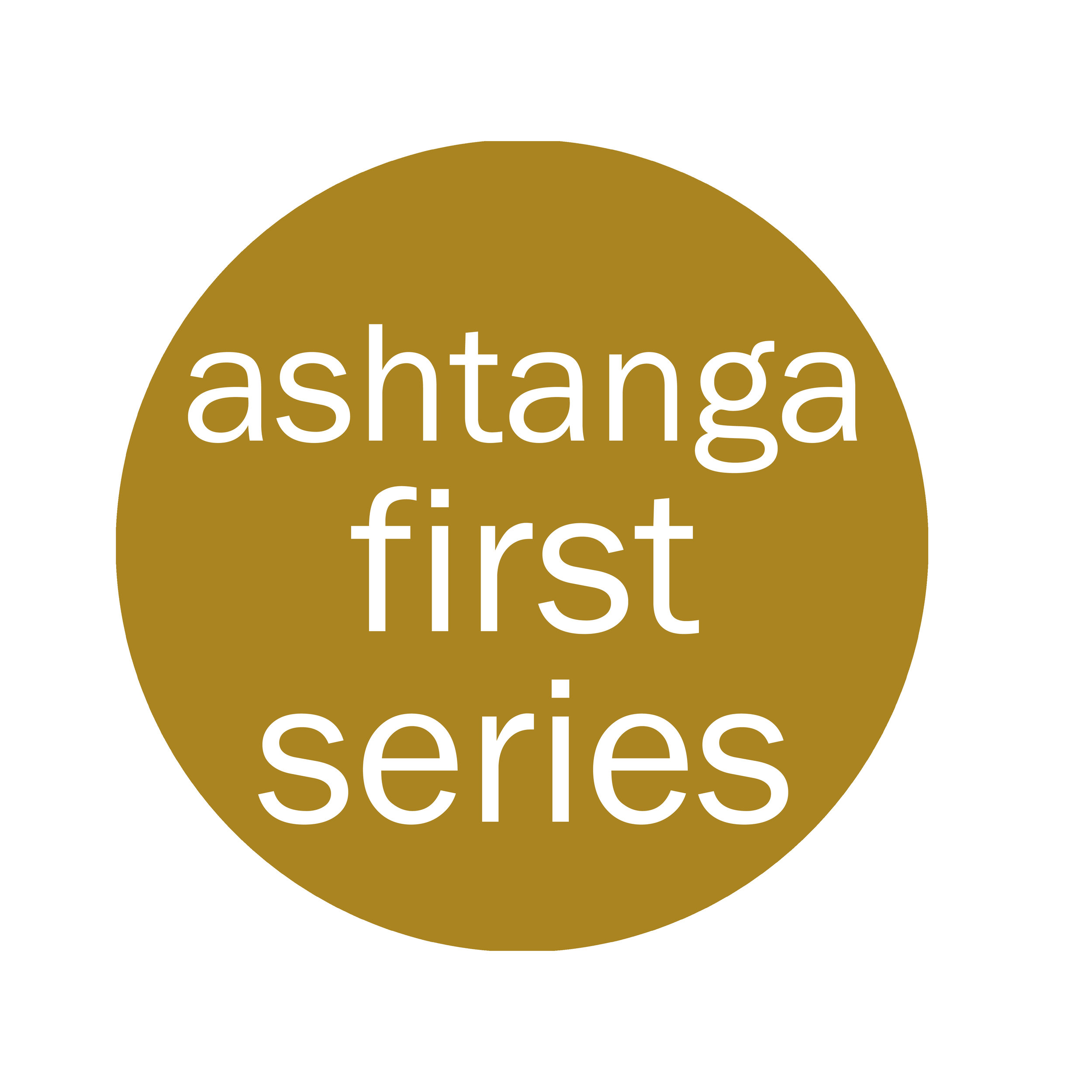 In First Series classes, the entire primary series of Ashtanga Yoga is practiced together, moving through sun salutations, standing postures, and balancing poses,as called by the teacher. This is a 90 minute practice designed for those with some knowledge of the primary series.     SATURDAYS at 8:30a with Carol.