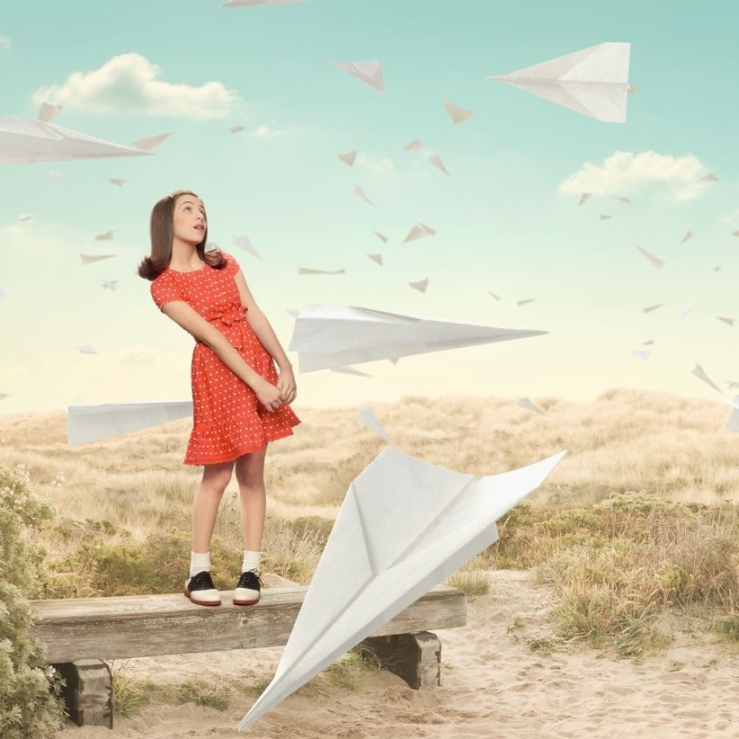 Paper Airplanes / Butterflies