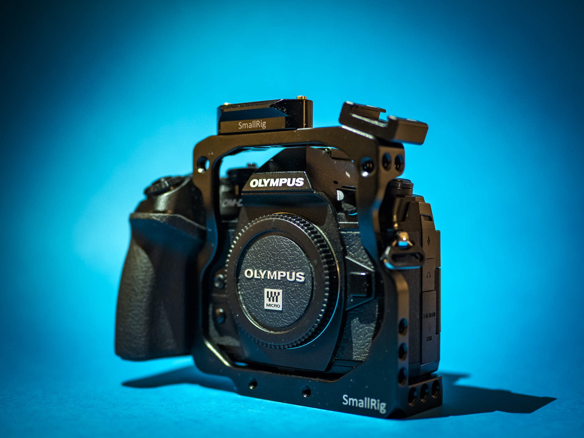 SmallRig Cage for Olympus E-M1 Mark II